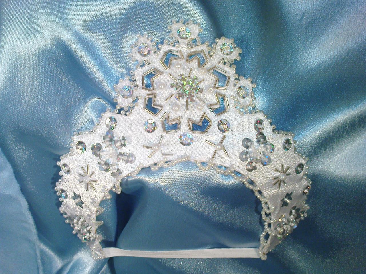 Как сделать корону новогоднюю своими руками 92