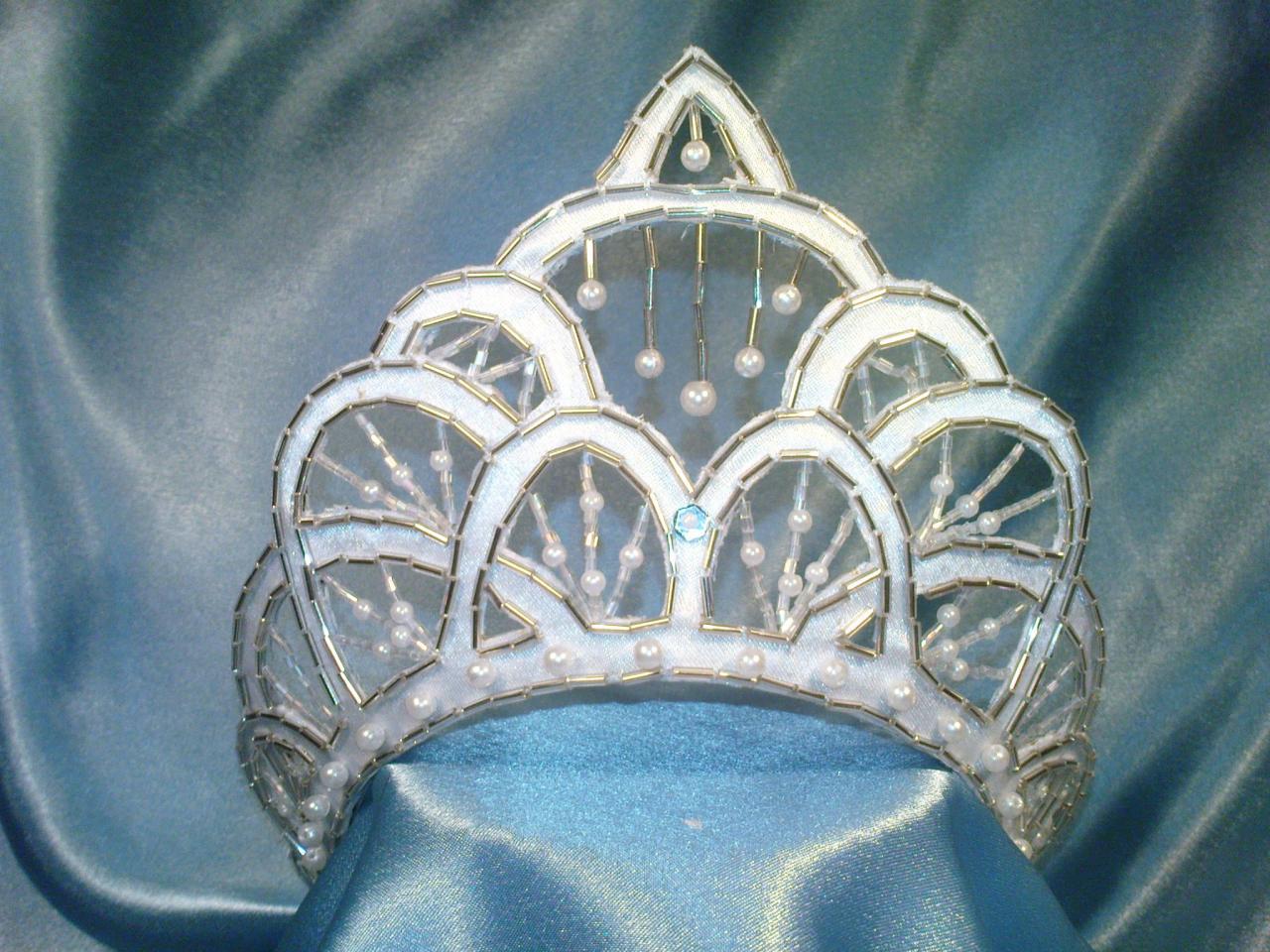 Видео как сделать корону для принцессы своими руками