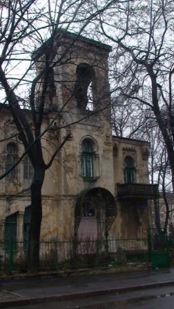 История Одессы Фото Одессы Дача Макареску