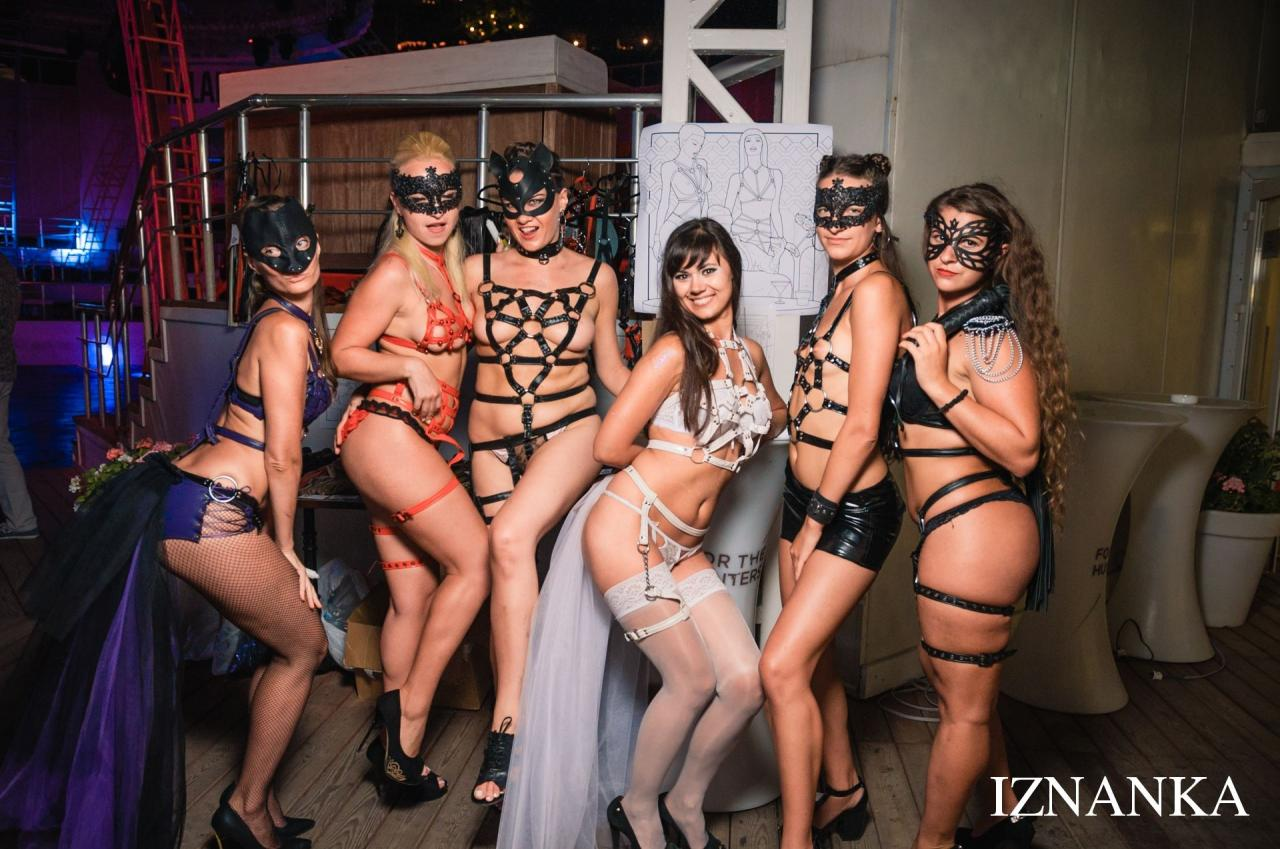 South florida halloween fetish party — pic 4