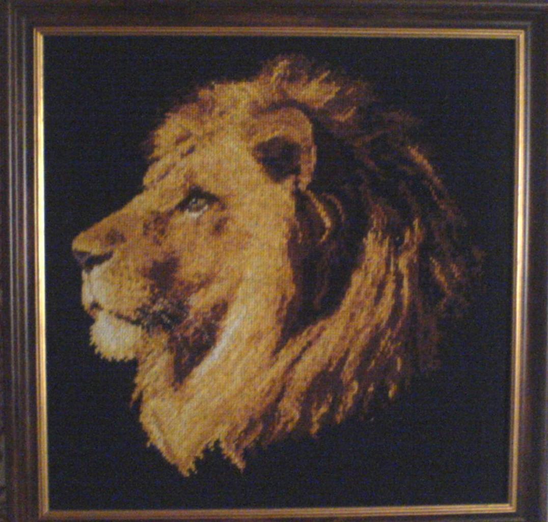 На этой странице представлены схемы вышивки с тегом «львица»