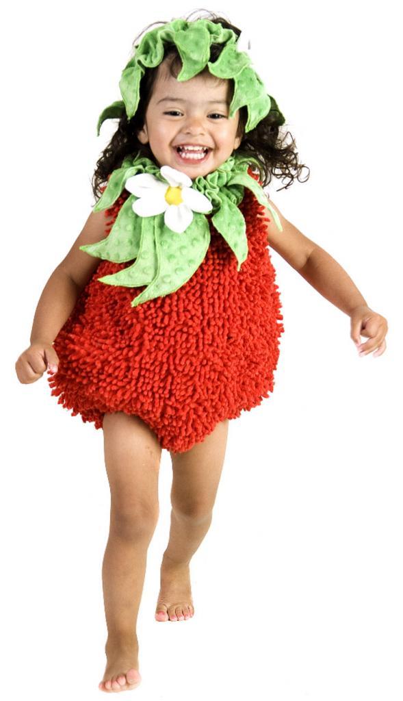 Как сделать костюм ягодки