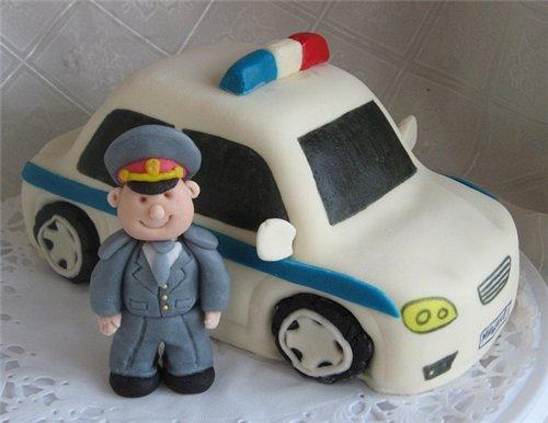 Милиция с тортом фото