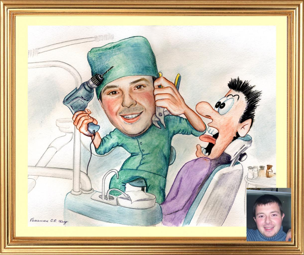 отчаянно смешные картинки для зубных техников эпоху