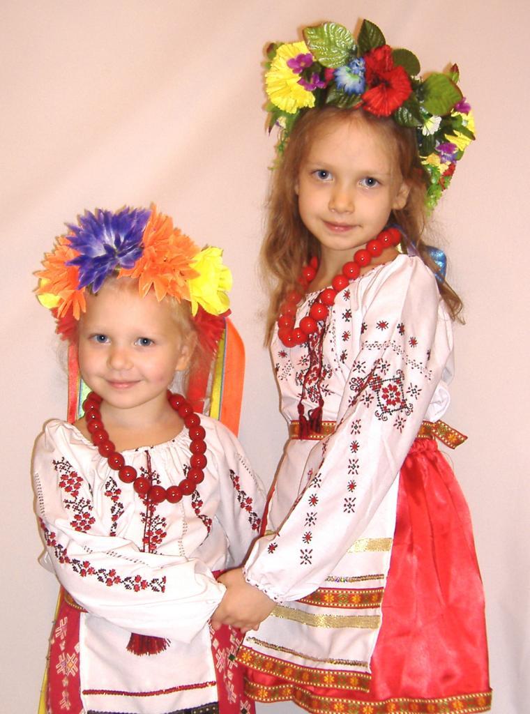 Национальный украинский костюм своими руками 55