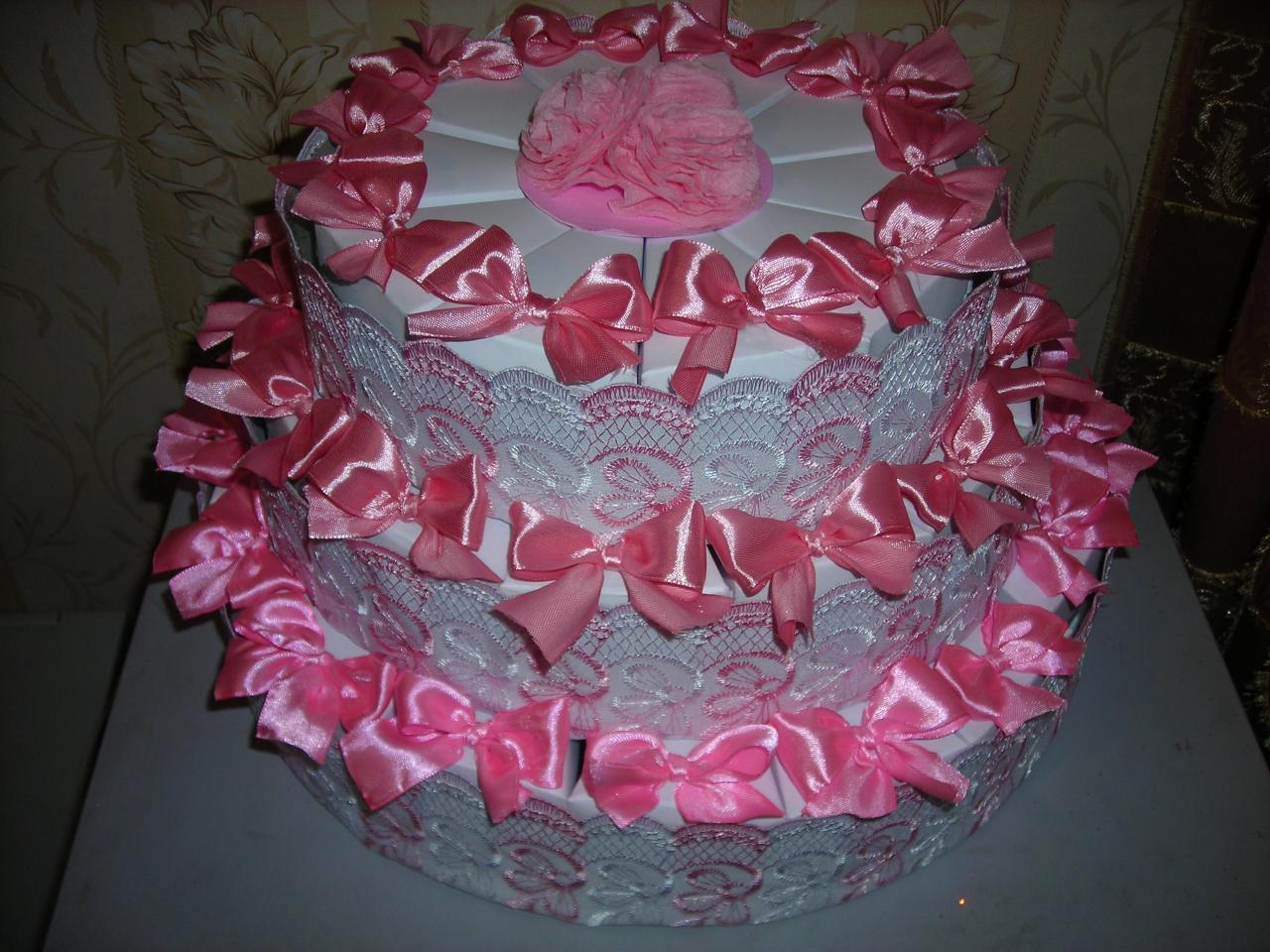 Бутафорский торт своими руками на утренник