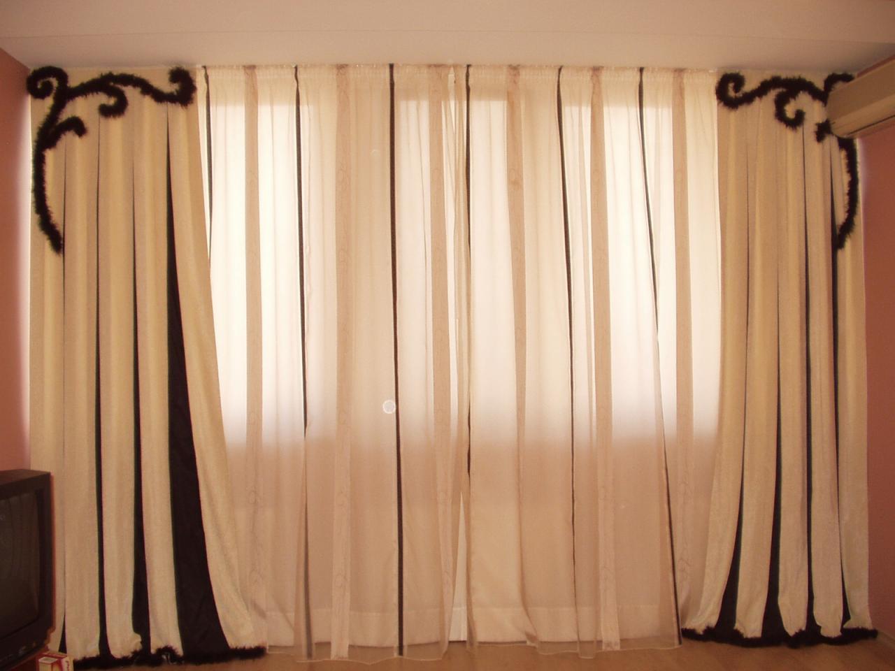 Как заложить складки на шторах: пошаговая инструкция 16